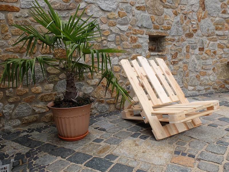 Gartensessel Aus Palettenholz Als Palettensessel Scholz Holzdesign